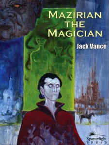 Mazirian the Magician cover