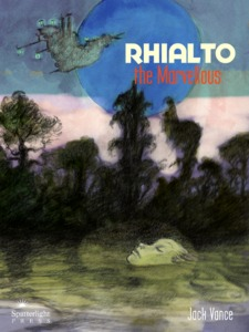 Rhialto the Marvellous cover